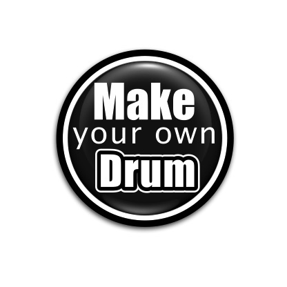 Free download Make your own drums scan it back to us