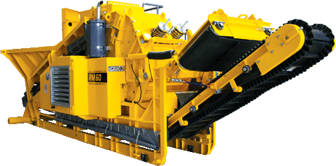 Rubble Master Rm60 Impact Crusher Replacement Blow Bars