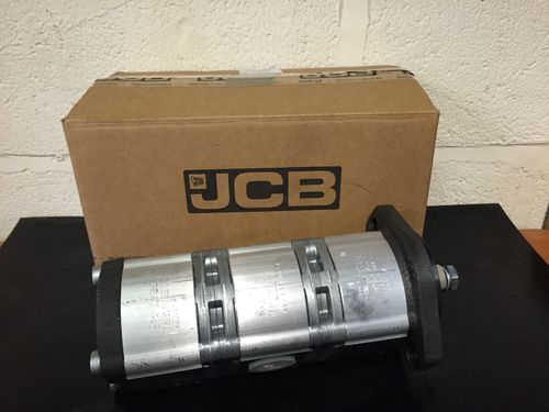 JCB Genuine Hydraulic Pump fits 8014,8015,8016 and 8018 part number 20/925320