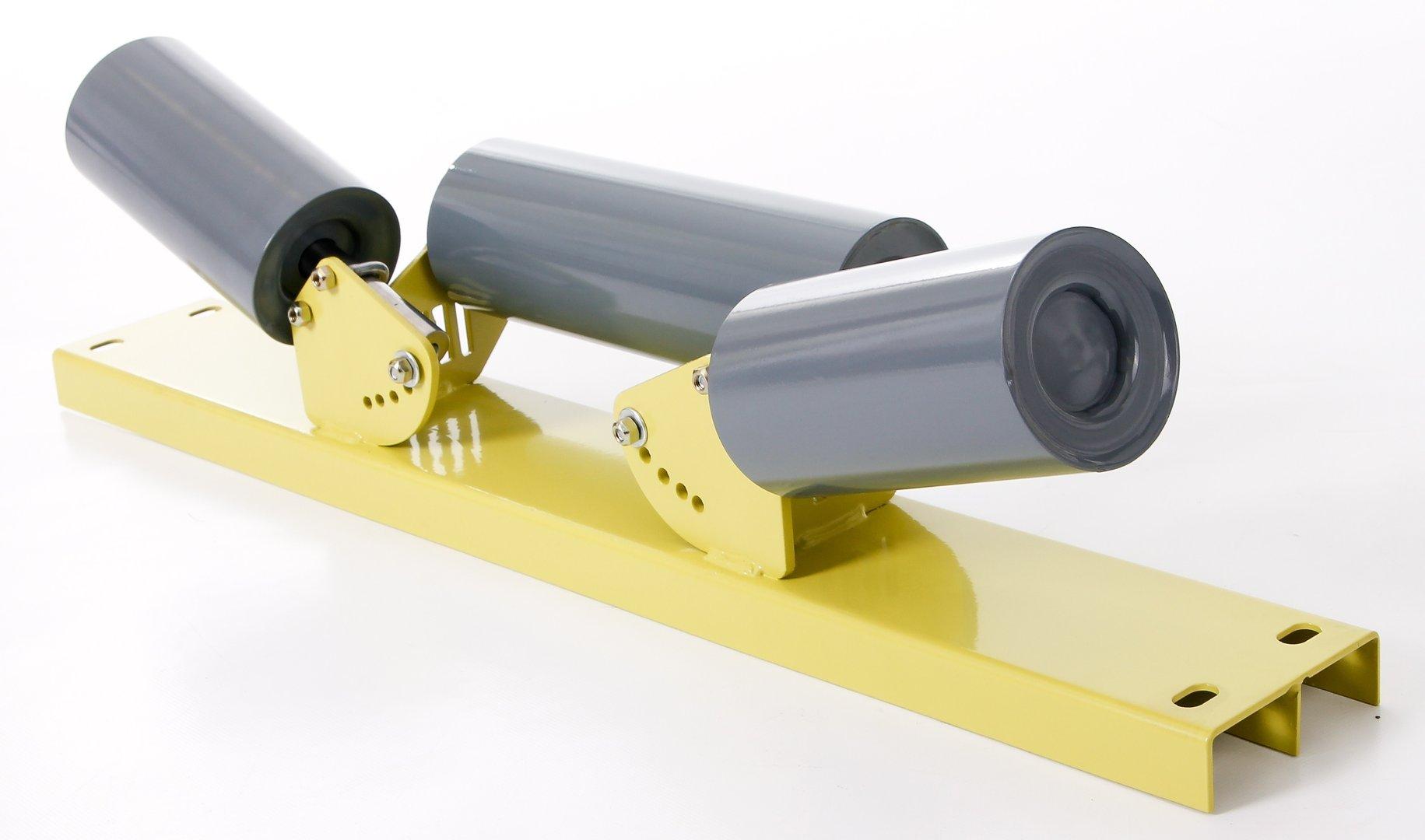 3 Roller Set For 900mm Wide Conveyor Belt Heavy Duty
