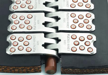 Rubble Master Rm60 Feeder Conveyor Belt Replacement