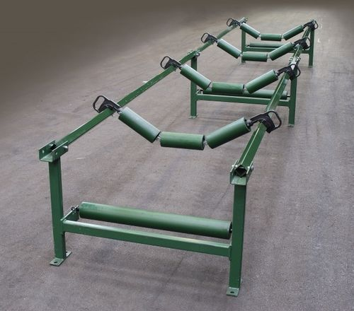Field Conveyor steel structure for 750mm wide belt add-ons