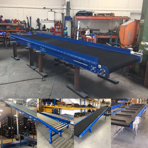 Uni-Pro  Conveyor 300mm wide x 1m.