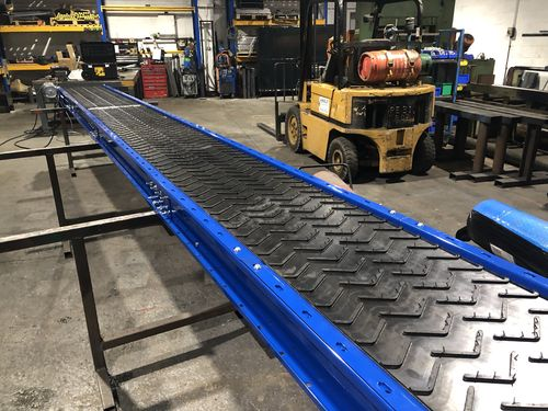 Uni-Pro Conveyor 500mm wide x 1m.