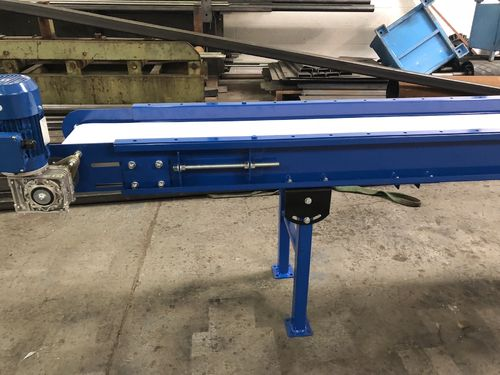 Uni-Pro Conveyor 500mm wide x 8m.