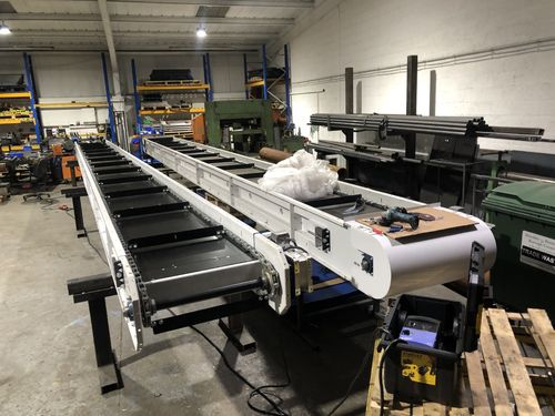 Swift Conveyor 600/7