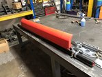 belt cleaner 400mm width belt