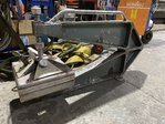used shaw almex vulcanising repair spot press