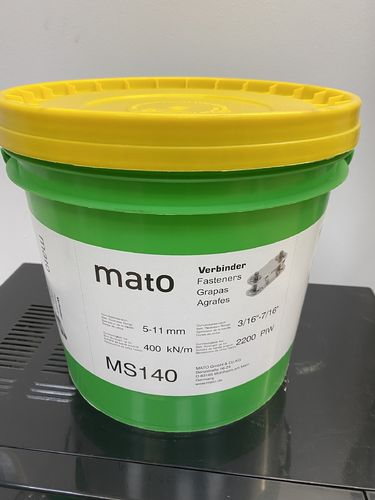 Mato belt clips MS 140